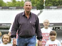 Sir Ian Botham