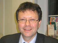 Steve Wyler, chief executive designate, Locality