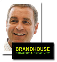 Crispin Reed, managing director, Brandhouse