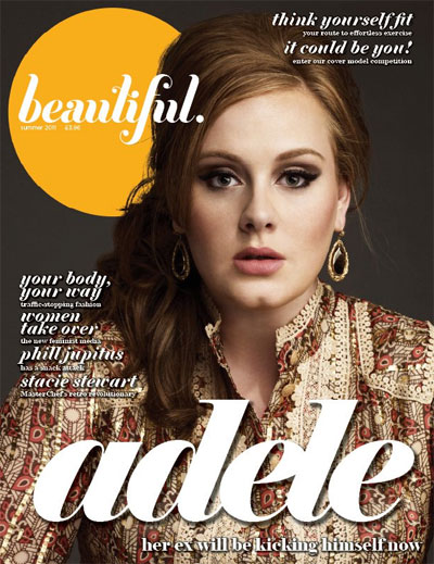 Beautiful magazine goes on sale in Tesco