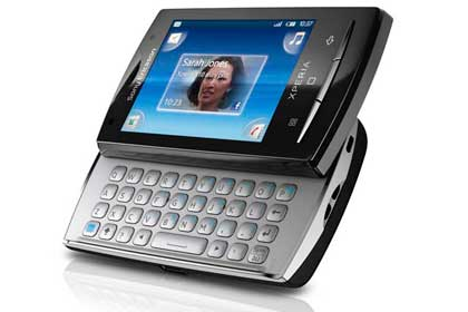 Sony Ericsson's Xperia phone