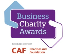 Business Charity Awards logo