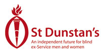 The old St Dunstan's logo