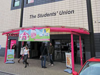 Huddersfield University Students' Union