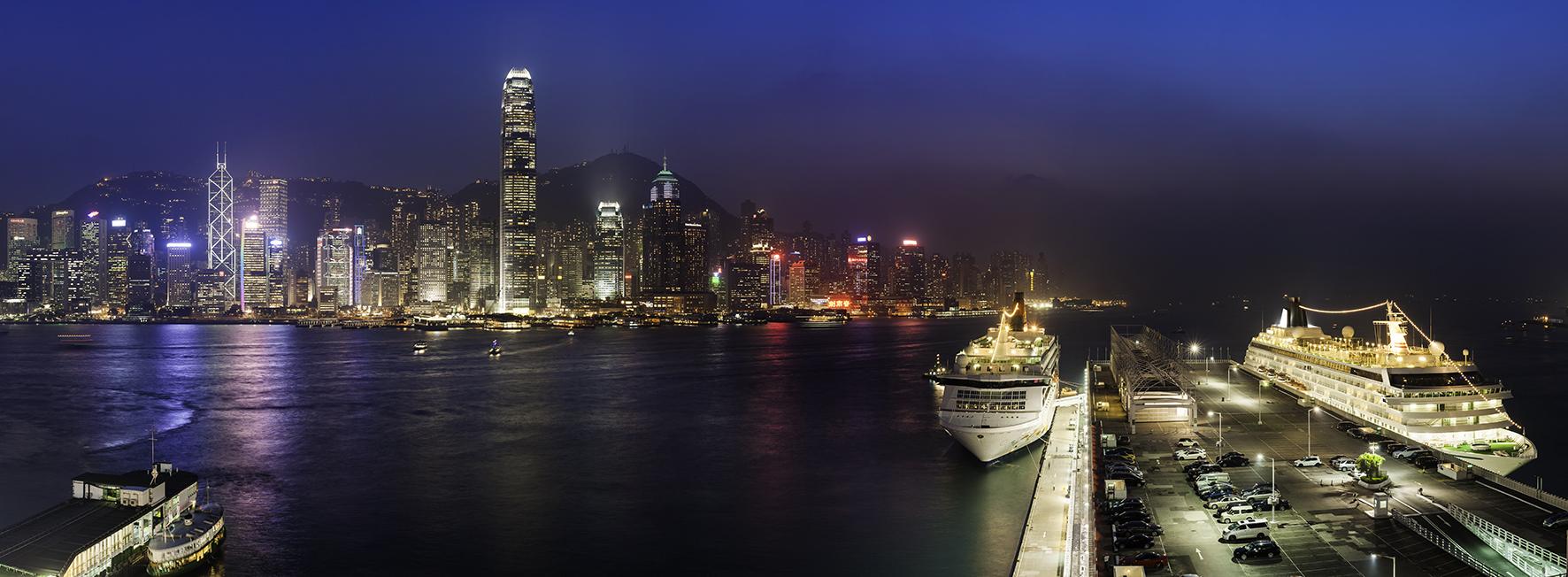 Top Deck, Marco Polo Hongkong hotel