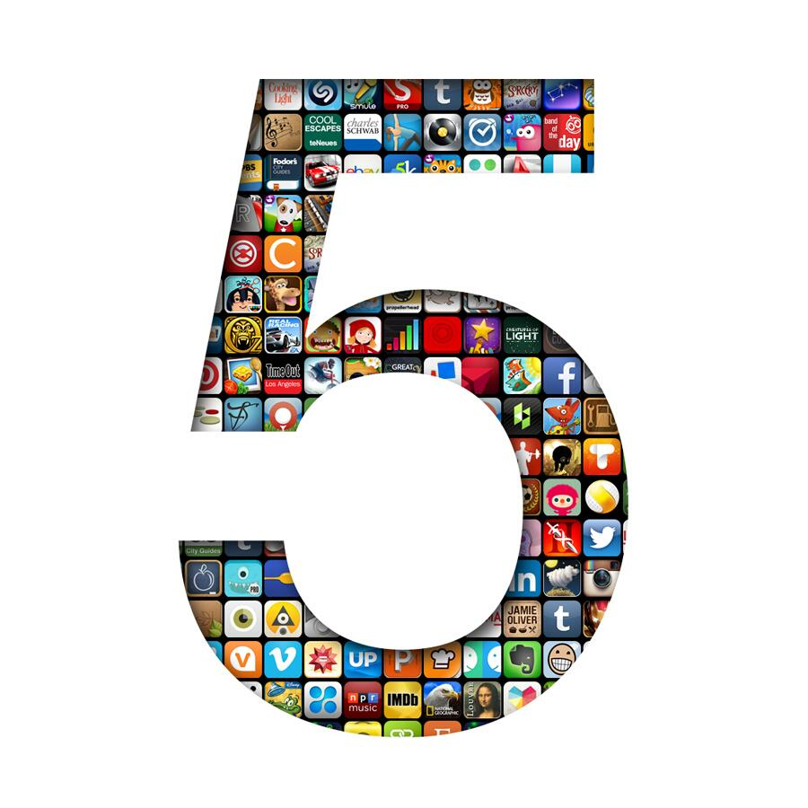AppStore is five years old