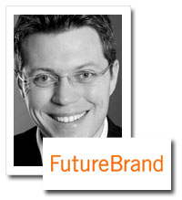 Tom Adams, head of Future Consulting, FutureBrand Worldwide