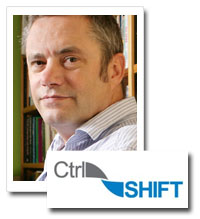 Alan Mitchell, columnist in Marketing magazine and strategy director, Ctrl-Shift