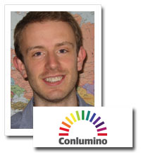 Matt Piner, lead consultant, Conlumino