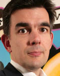 Matt Brittin, managing director of Google in the UK &amp; Ireland