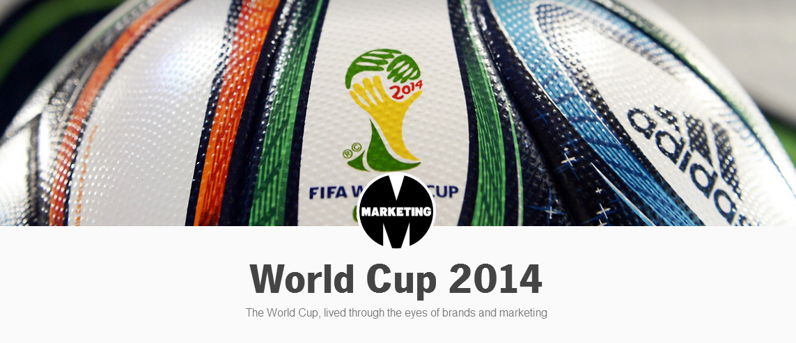 Marketing World Cup blog