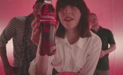 Coke gets personal