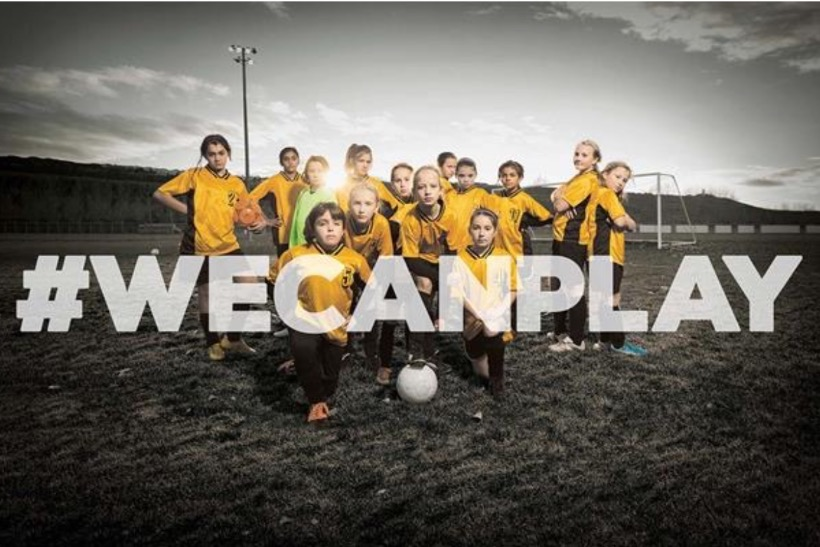 The Football Association's 'We Can Play' campaign by adam&eveDDB