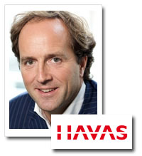 David Jones, the chief executive, Havas Group
