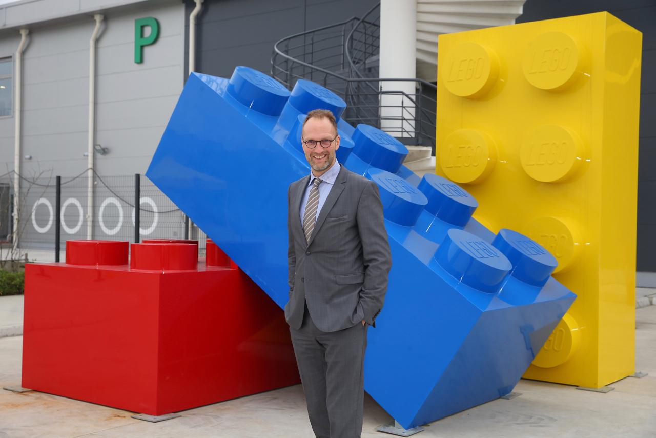 Lego chairman Jørgen Vig Knudstorp