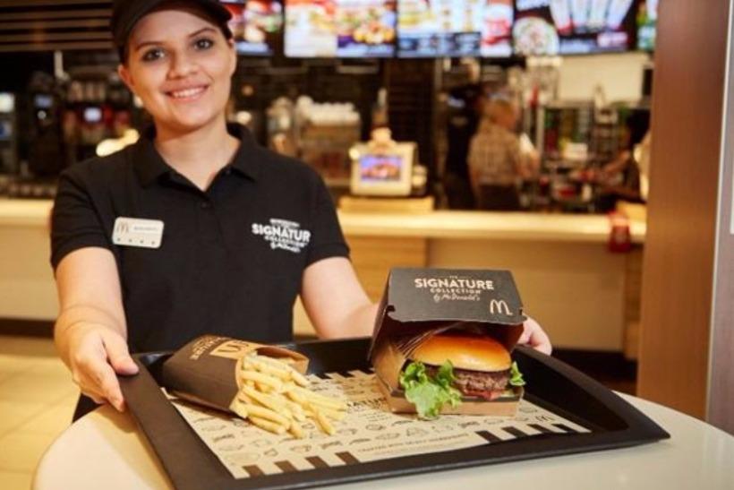 McDonald's Signature