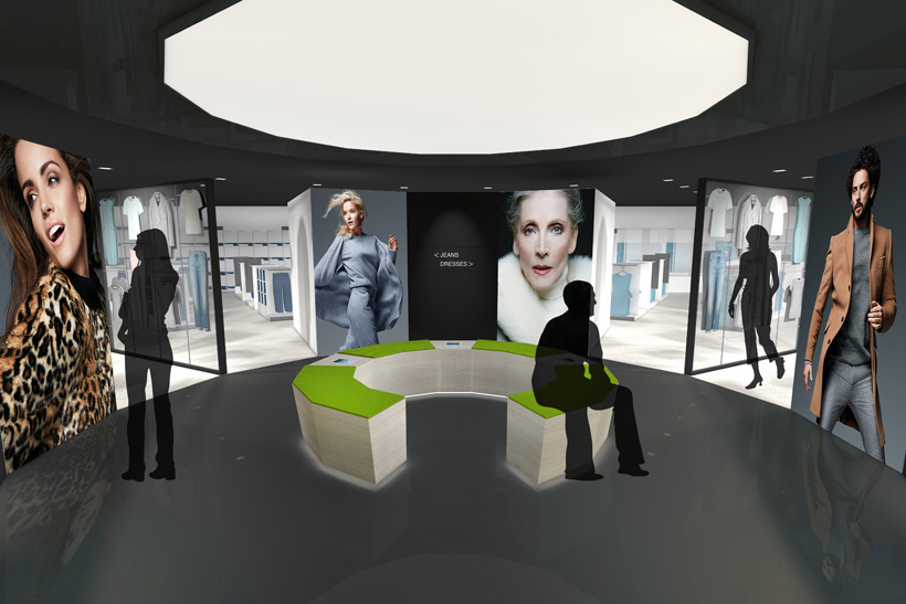 PWW's store concept for M&S