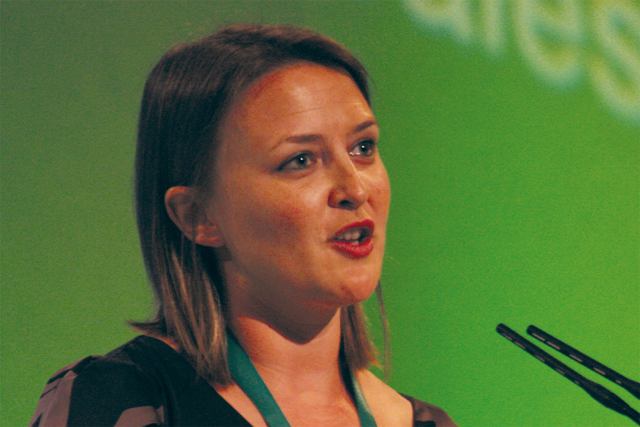 Bethan Jenkins, arts, heritage and sports spokesperson