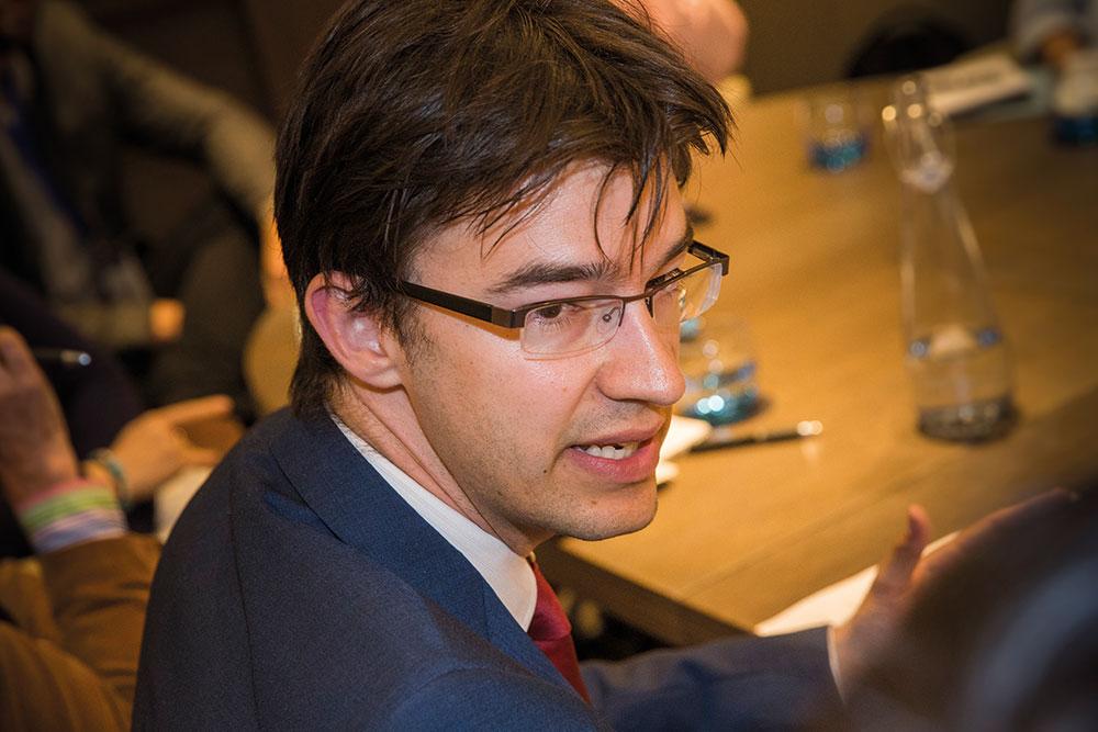 Matthew Gardiner, director of acquisition marketing, UnderTheDoormat