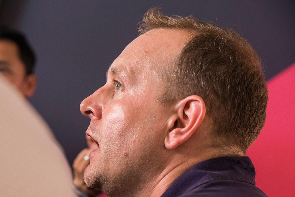 Chris Hirst, European and UK group CEO, Havas