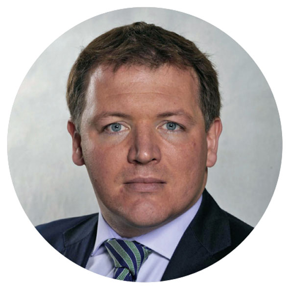 Damian Collins, Conservative MP, former account director at M&C Saatchi