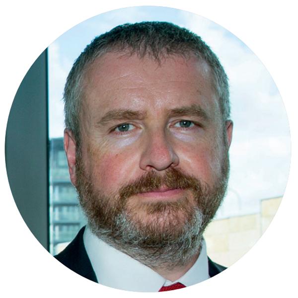 Keith Moor, chief marketing officer, Santander