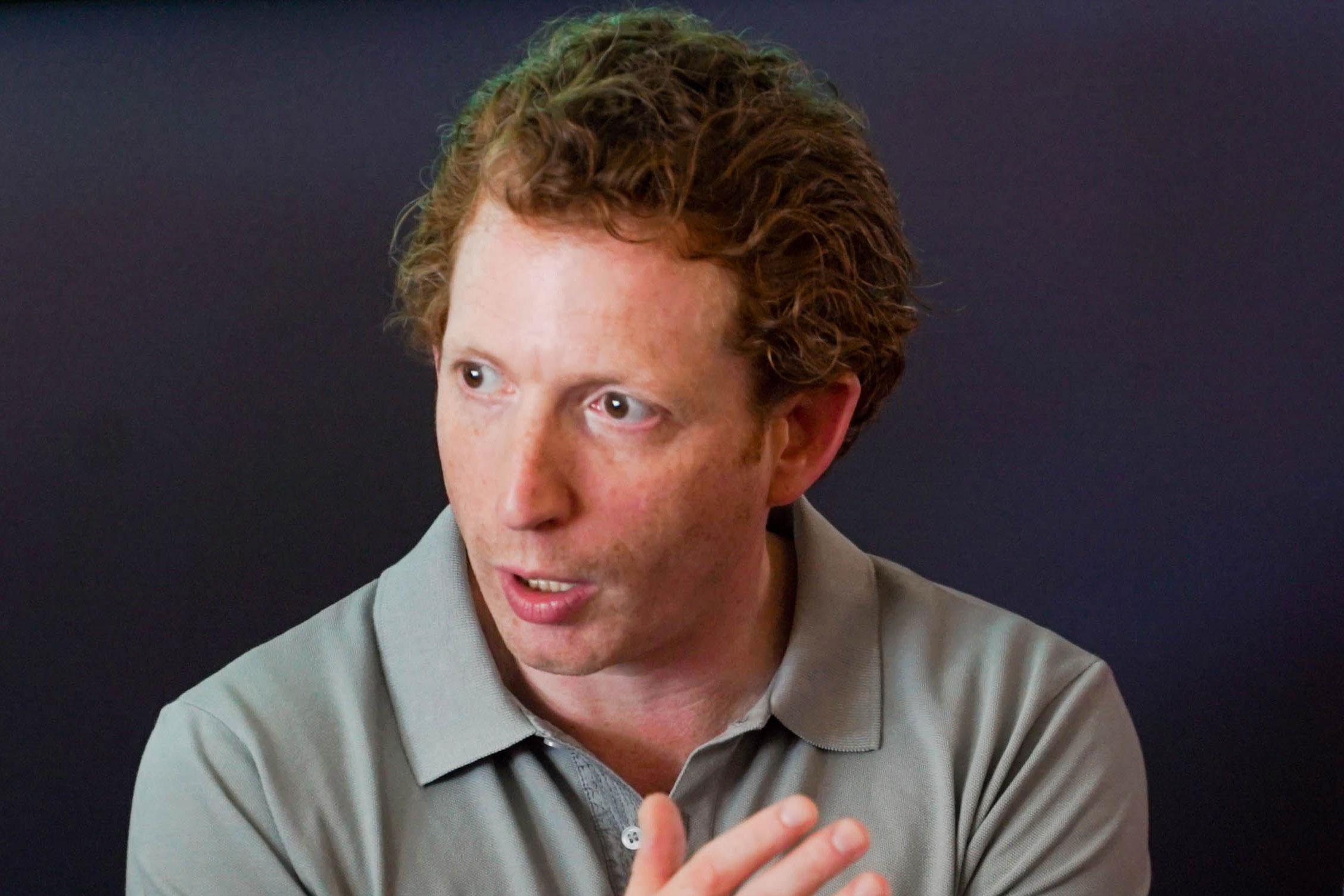 Konrad Feldman, CEO and co-founder, Quantcast