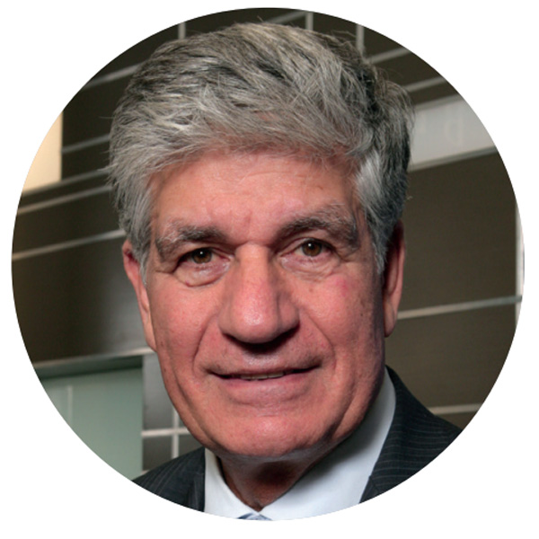 Maurice Lévy, chief executive, Publicis Groupe