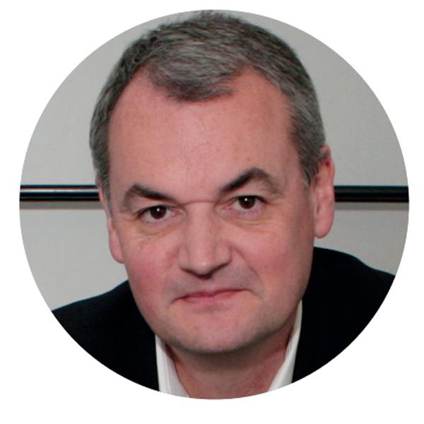 Martin Jones, managing partner, AAR