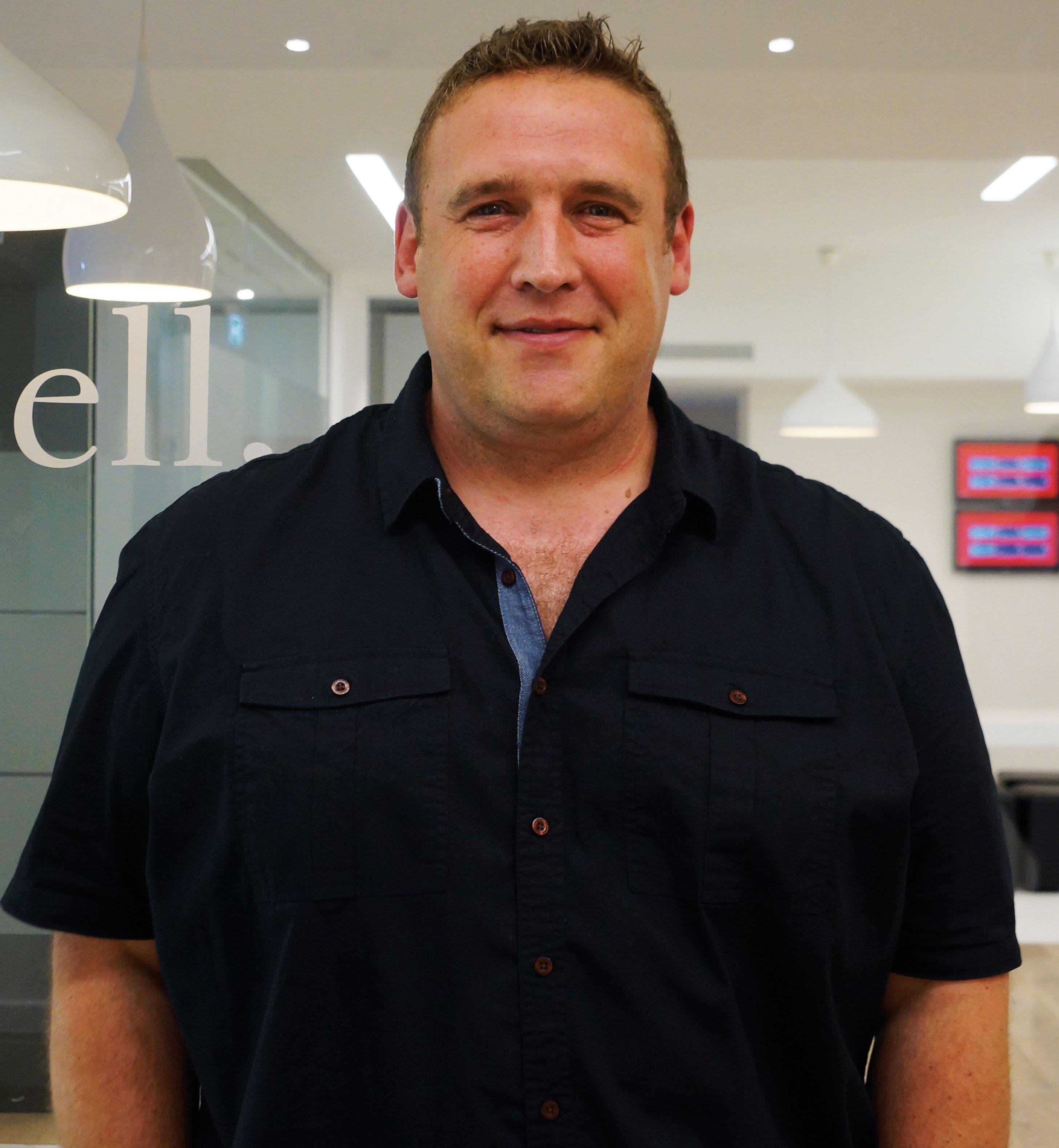 Sam Cartmell, creative partner, Ogilvy & Mather