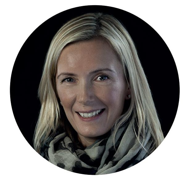 Sarah Todd, chief executive, Geometry Global UK