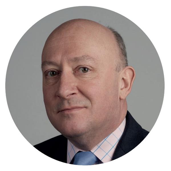 Steve Govey, client partner, Beavis Morgan