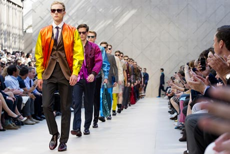 Burberry tops FTSE social media poll