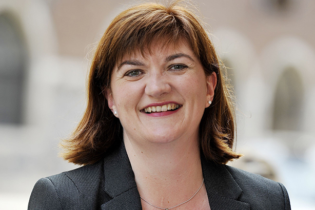 Nicky Morgan (credit: Nick Ansell / PA Wire/Press Association Images)