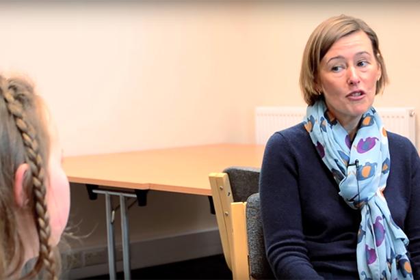 'Healthwatch Harriet' interviews Sam Hepplewhite