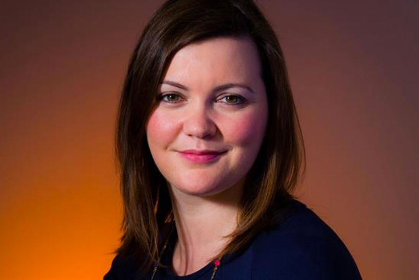 Jo-ann Robertson, partner and deputy chief executive, Ketchum London