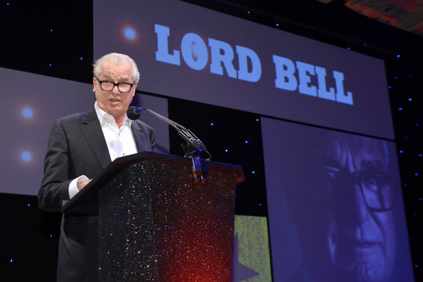 Lord Bell PRWeek Hall of Fame