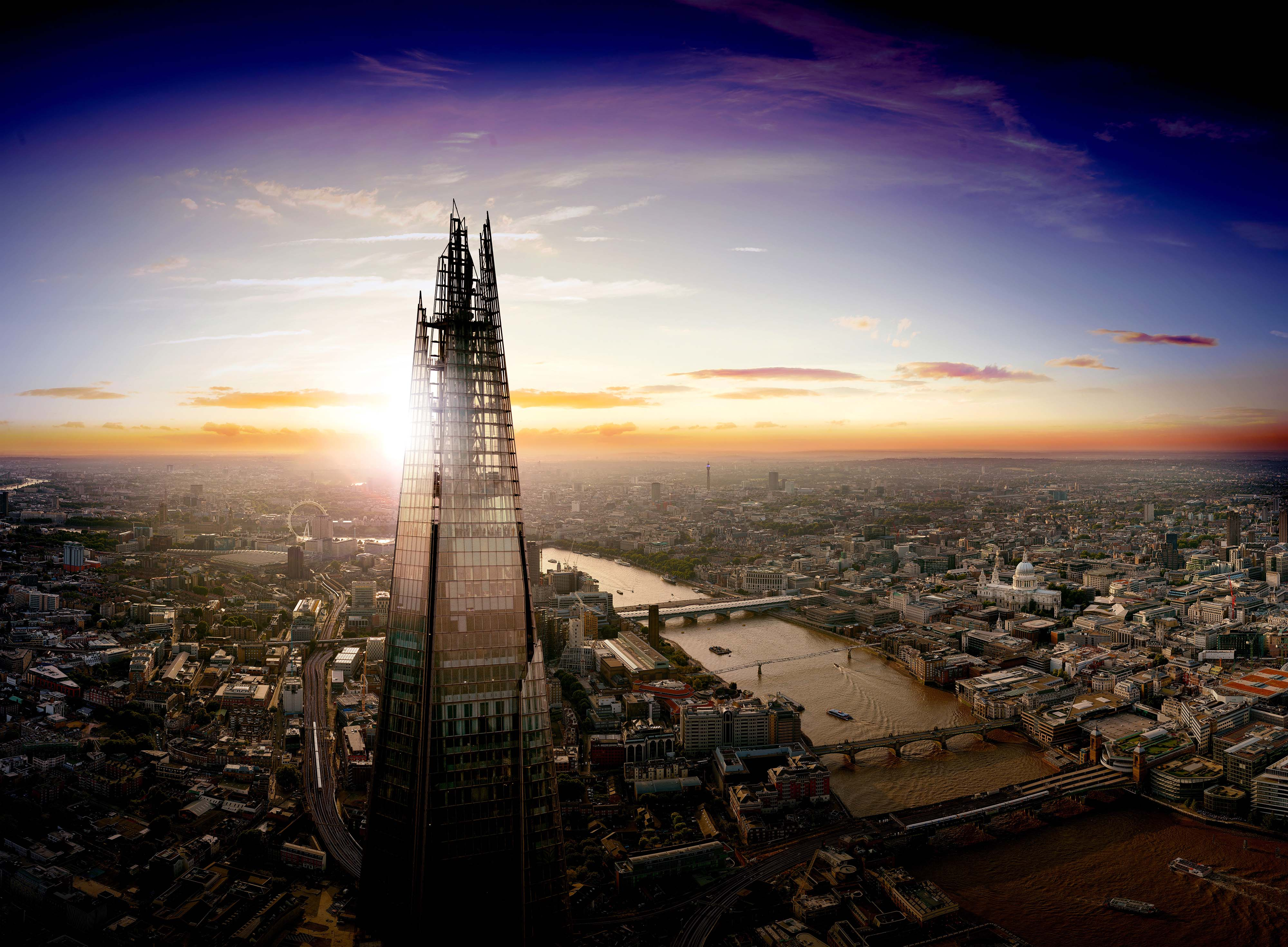 Copyright: The View from the Shard
