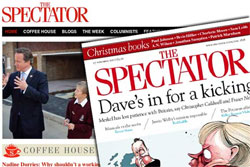 Fraser Nelson, editor, The Spectator