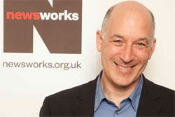 Rufus Olins, CEO, Newsworks
