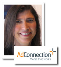Catherine Becker, chief executive, AdConnection