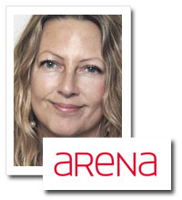 Jo Blake, head of outdoor, newsbrands and radio, Arena