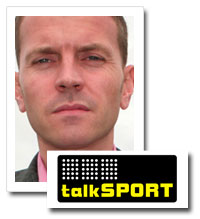 Adam Bullock, managing director of TalkSport and Sport magazine sales, UTV Media