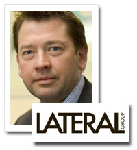 Jason Cromack, chief executive officer, Lateral Group