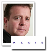 Dominic Williams, print and radio director, Aegis Media