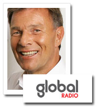 Richard Park, executive director and director of broadcasting, Global Radio