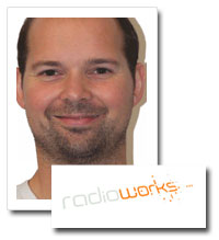 Simon Pearce, head of insight, RadioWorks