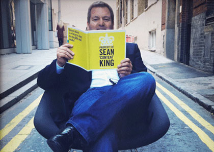 Sean King, chief executive at Seven