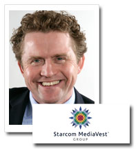 Steve Parker, managing director, MediaVest