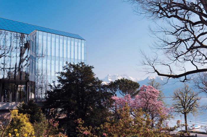 2M2C, Montreux, Switzerland